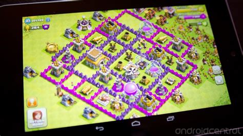 clash of clans android clash of clans sets up c on android aivanet