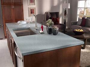 Corian Kitchen Countertops: Pictures, Ideas & Tips From