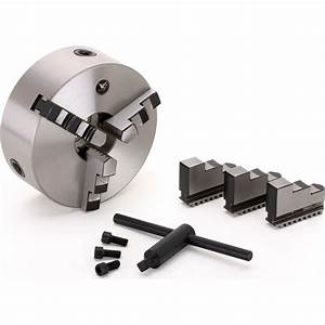 Lathes, Jointers & Routers - Steelex Fine Tools 3-Jaw