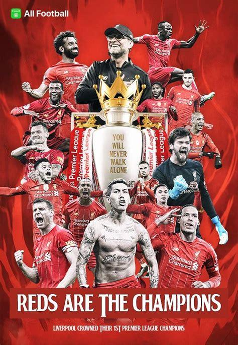 Псж истанбул лига чемпионов 2020 обзор матчей футбол psg istanbul champions league 2020 football. Liverpool Premier League Champions 2020 Wallpapers - Wallpaper Cave
