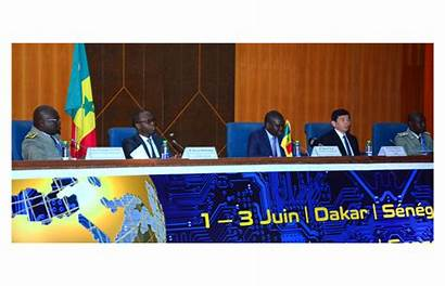 Wco Conference June Officially Senegal Exhibition Opens