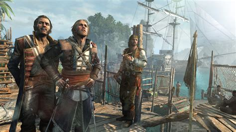 Assassins Creed Iv Black Flag Review Pirates Creed Ps3