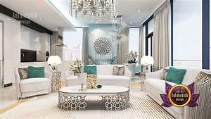 Prestige, Interior, Design, At, Dubai, Blue, Waters, Apartment