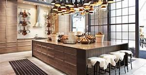 Cuisine Industrielle Ikea : lot central cuisine ikea en 54 id es diff rentes et ~ Dode.kayakingforconservation.com Idées de Décoration