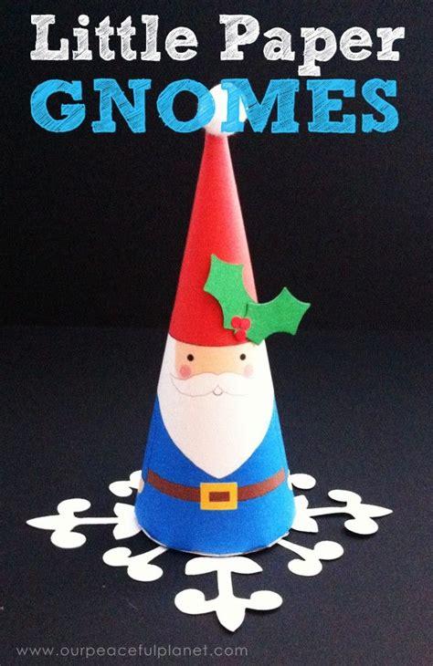 christmas gnomes ornament tutorial gnome