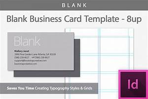 Business card template indesign business letter template for Indesign template business card