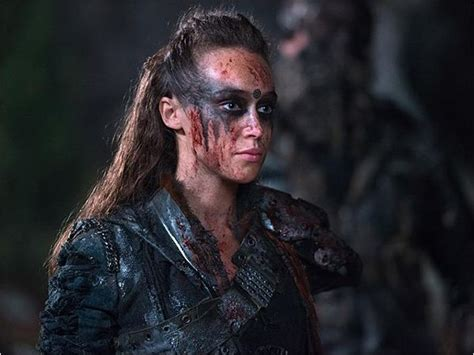 photo de alycia debnam carey dans la serie les  photo