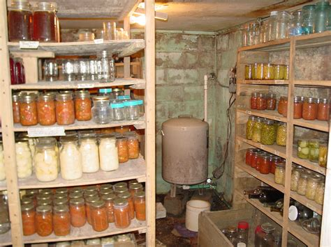 kitchen food storage ideas root cellar need to do this my house homestead y