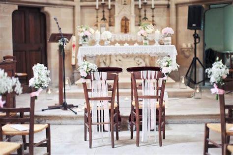 decoration chaise mariage eglise mariage wedding idée mariage idée décoration