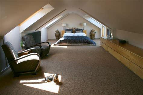Küche Im Dachgeschoss by Schlafzimmer Im Dachgeschoss 25 Coole Designs