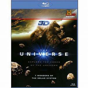 The Universe: 7 Wonders Of The Solar System (3D) (Blu-ray ...