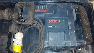 Bosch Gsh 11e : bosch gsh 11e sds max breaker 110v for sale in inagh clare from belvedere ~ Frokenaadalensverden.com Haus und Dekorationen