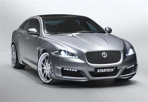 Startech Jaguar Xj Sports Package Preview