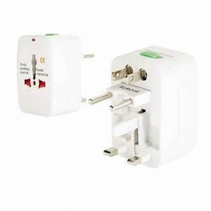 Adaptateur Universel Prise électrique : adaptateur prise universelle ~ Edinachiropracticcenter.com Idées de Décoration