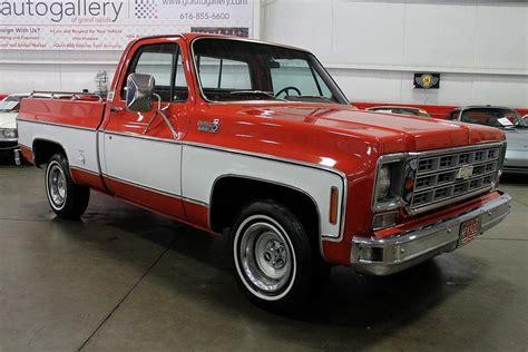 1978 Chevrolet C10  Gr Auto Gallery