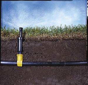 How To Install Your Own Underground Sprinkler System