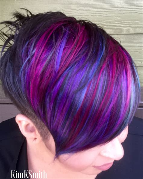Coloured Hairstyles by Hair Colors Hair By K Smith In Pensacola