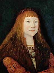 Red Hair Renaissance Portraits
