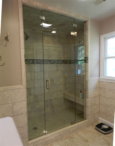 steam shower doors frameless shower doors glass panel