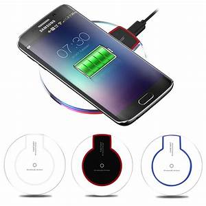 Iphone Wireless Charger : clear qi wireless fast charger charging pad mat for ~ Jslefanu.com Haus und Dekorationen