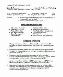 marketing resume skills resume ideas With free resume samples for sales and marketing