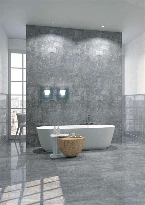 bardiglio nuvolato marble polished marble bathroom in