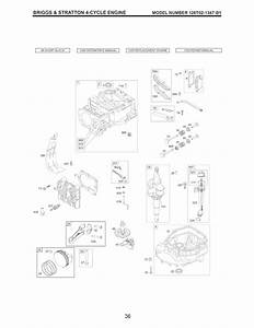 Page 36 Of Craftsman Lawn Mower 917 389062 User Guide