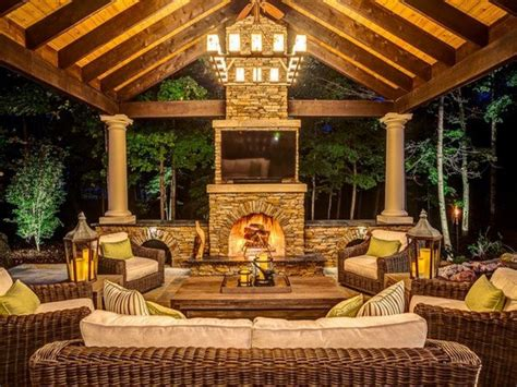 rustic outdoor ideas rustic lighting ideas rustic outdoor lighting ideas rustic porch design stone fireplace vintage