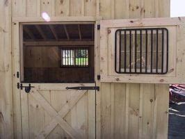 build dutch doors   horse barn horse barn