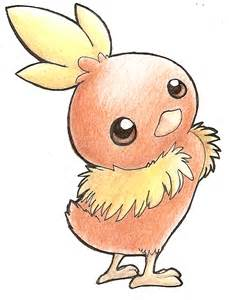 Pokemon Cute Torchic