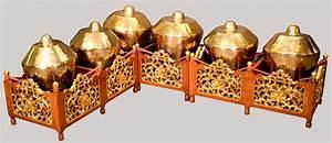 Kenong from Javanese Gamelan at the National Music Museum