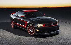 2012 Ford Mustang Boss Wallpapers | HD Wallpapers | ID #8958