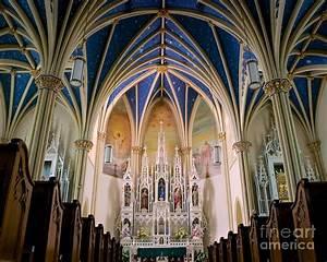 St Marys Church Annapolis Md Chapel Photograph by Mark Dodd