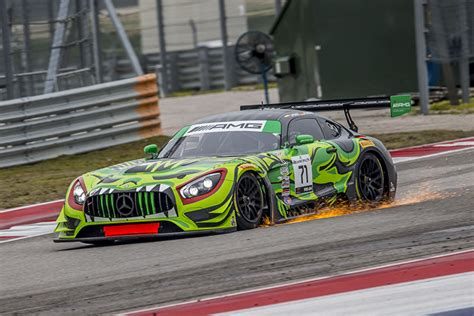 mercedes amg scores  points  blancpain gt world
