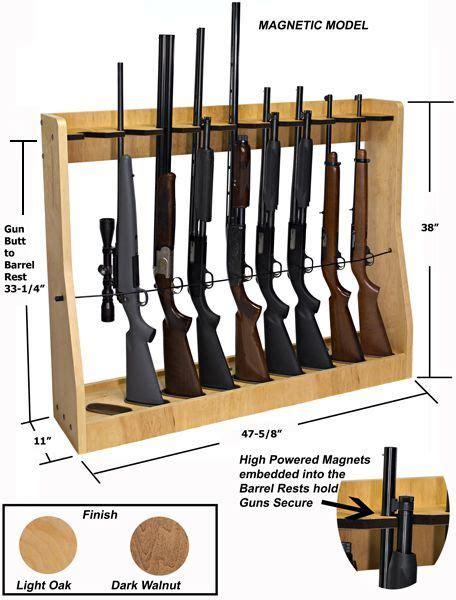 standing gun rack plans wall gun rack plans woodworking projects plans