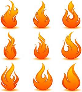 Free Vector Art Flames