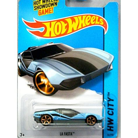 "Hot Wheels Custom Pantera ""La Fasta"" - Global Diecast Direct"