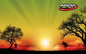 Sunrise Wallpaper Innova Disc Golf