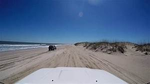 Beach Driving At Fort Fisher State Recreation Area