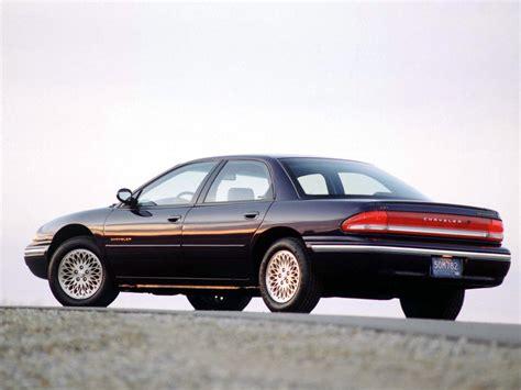 Chrysler Concorde Mpg by 1993 1997 Chrysler Concorde Usautohistory