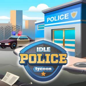 Download Idle Police Tycoon Tutorial  Gif