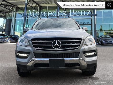 The care taken on this gently used vehicle is. Pre-Owned 2012 Mercedes-Benz ML350 4MATIC SUV in Edmonton, Alberta