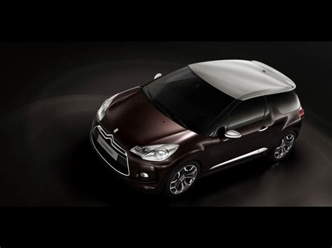 2009 Citroen Ds Inside Concept Front And Side Top