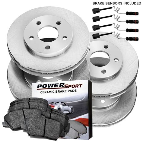 It will only open with the key. Fit Mercedes-Benz E320, E350 Front Rear Blank Brake Rotors+Ceramic Brake Pads | eBay