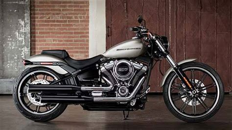 2018 Harley-davidson Breakout 114 First Ride Review