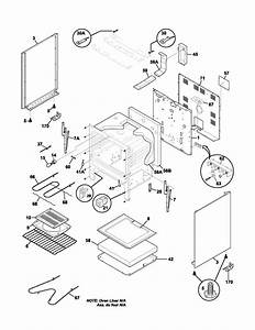 Frigidaire Electric Range Top  Drawer Parts