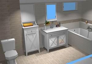 3D návrh koupelny zdarma