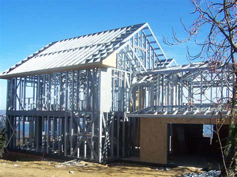 steel frame homes steel frame home kits bauhu prefabricated modular light 36818