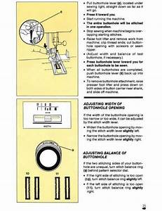 Singer 6235 Sewing Machine Instruction Manual In 2020