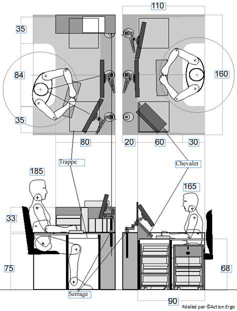 hauteur d un bureau de travail hauteur d un bureau de travail 28 images structure r
